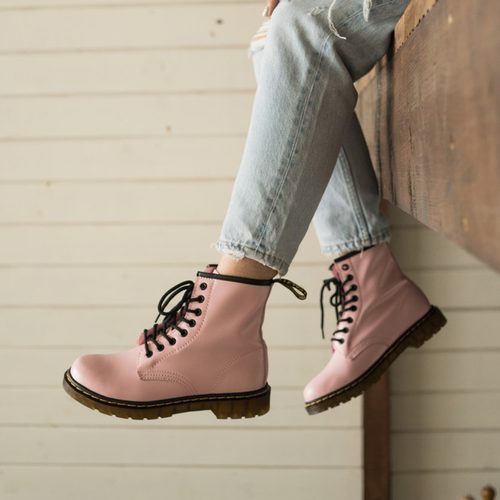 Dr. Martens 1460 Smooth rose pink thermo