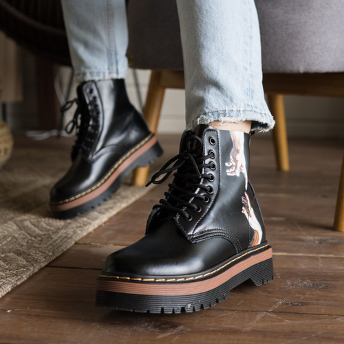 Dr.Martens Jadon black divine touch thermo