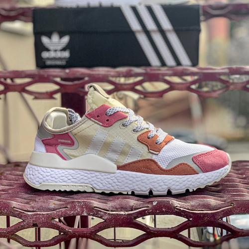 adidas Nite Jogger raw white/trace pink