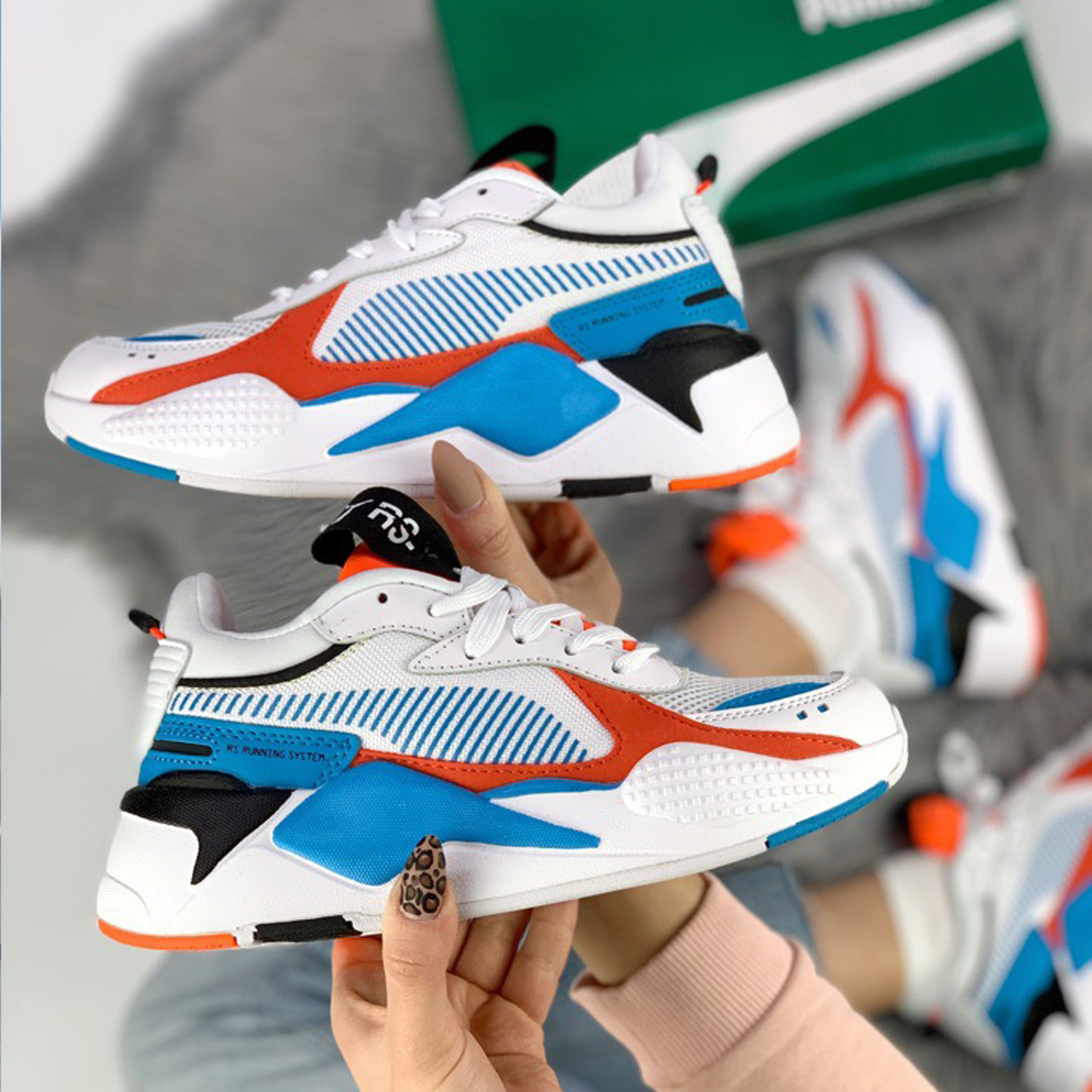 Puma RS-X Reinvention 2.0
